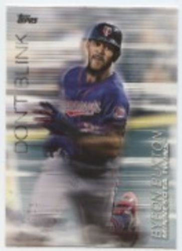 Photo of 2018 Topps Update Don't Blink #DB6 Byron Buxton
