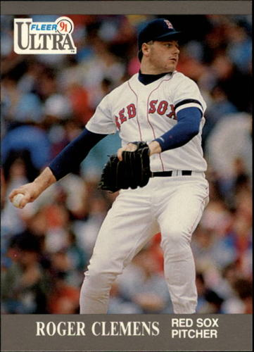 Photo of 1991 Ultra #31 Roger Clemens