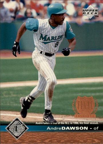 Photo of 1997 Upper Deck #80 Andre Dawson