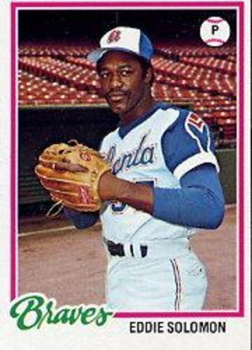 Photo of 1978 Topps #598 Eddie Solomon