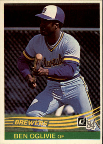 Photo of 1984 Donruss #229 Ben Oglivie