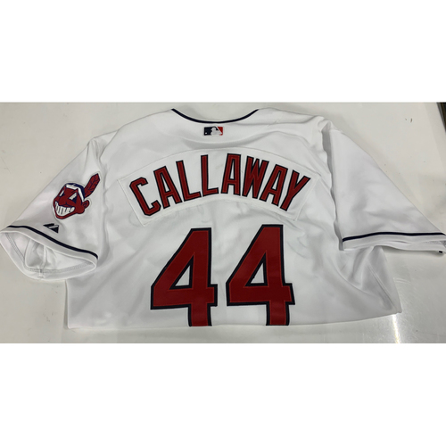 Photo of Mickey Callaway Team Issued 2013 Home Jersey