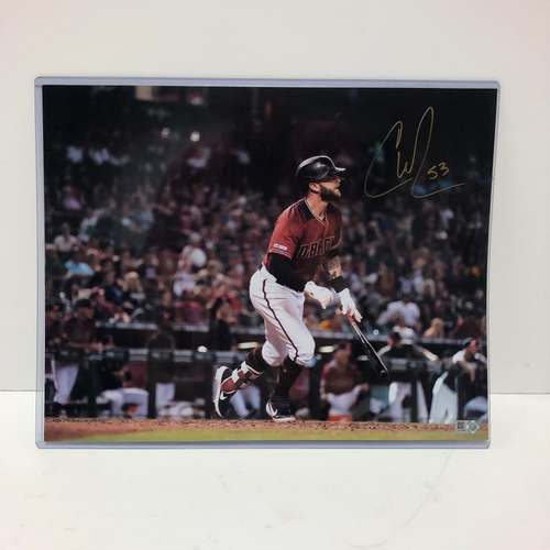 Photo of Christian Walker Autographed 11x14 Photo