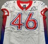 NFL - Ravens Morgan Cox Special Issued 2021 Pro Bowl Jersey Size 46