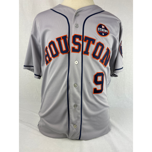 Photo of Marwin Gonzalez 2017 Game-Used Jersey - 9/19/2017 at BOS - Size 46