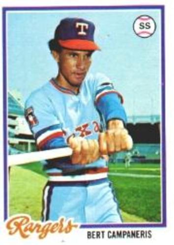 Photo of 1978 Topps #260 Bert Campaneris