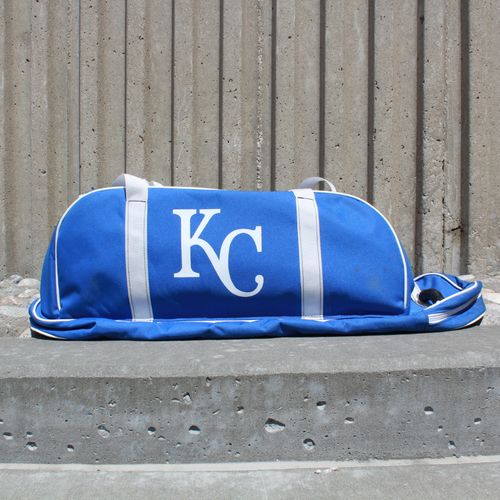 Photo of Team-Issued Equipment Bag: Hunter Dozier