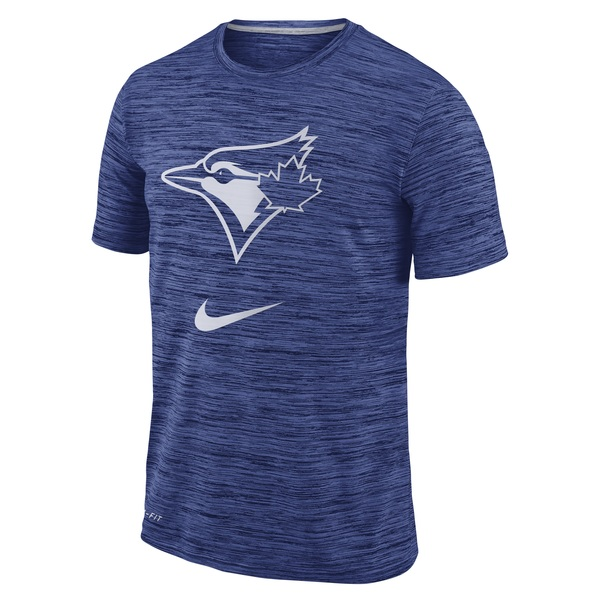 Toronto Blue Jays Dri-FIT Velocity T-Shirt by Nike