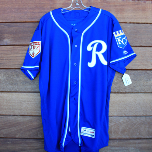 Photo of Team-Issued Jersey: Blake Perkins (Size 46)