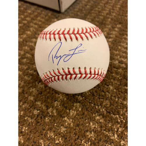 Photo of Royce Lewis Autographed Baseball
