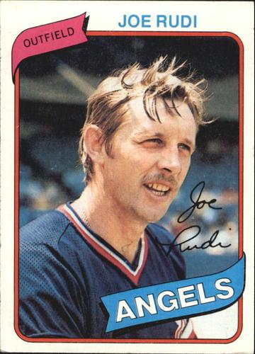 Photo of 1980 Topps #556 Joe Rudi