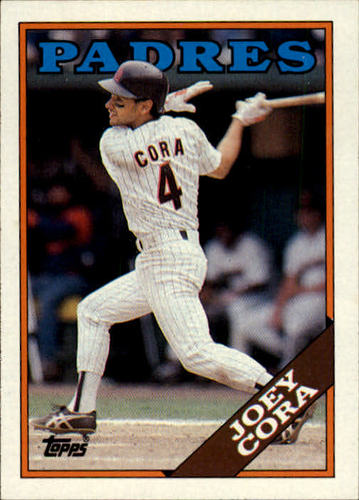 Photo of 1988 Topps #91 Joey Cora RC