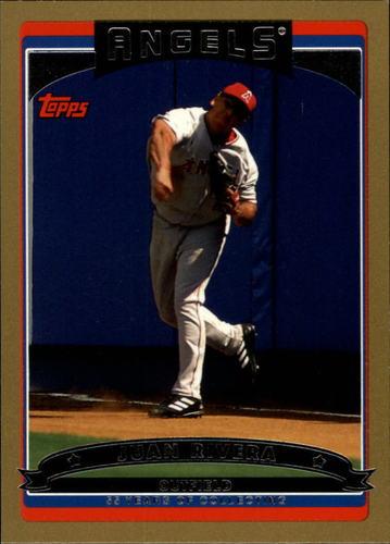 Photo of 2006 Topps Gold #437 Juan Rivera