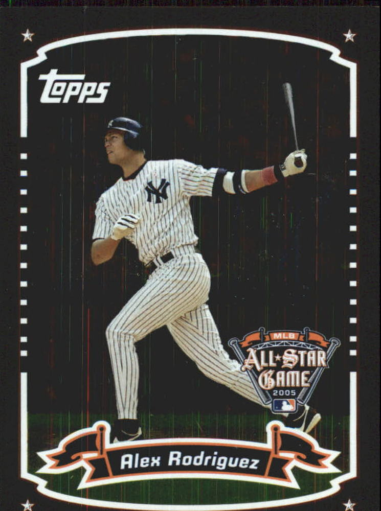 2005 FanFest All-Star #5 Alex Rodriguez