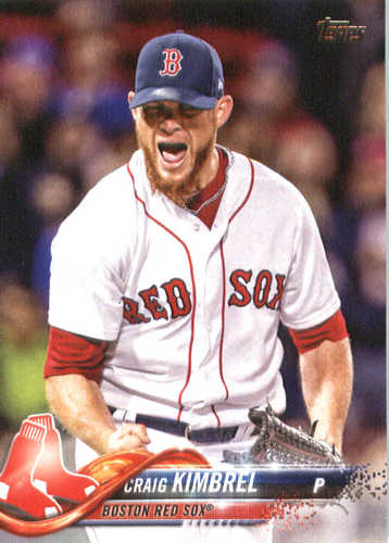 Photo of 2018 Topps #242 Craig Kimbrel