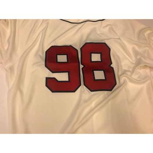 Photo of Game-Used Detroit Stars Jersey: John Murrian