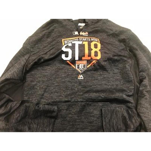 Photo of Team-Issued Spring Training Hoodie #32