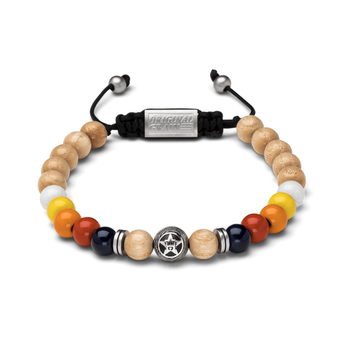 Photo of Houston Astros Bracelet - Ash Wood