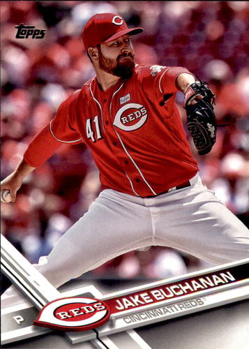 Photo of 2017 Topps Update #US75 Jake Buchanan RC
