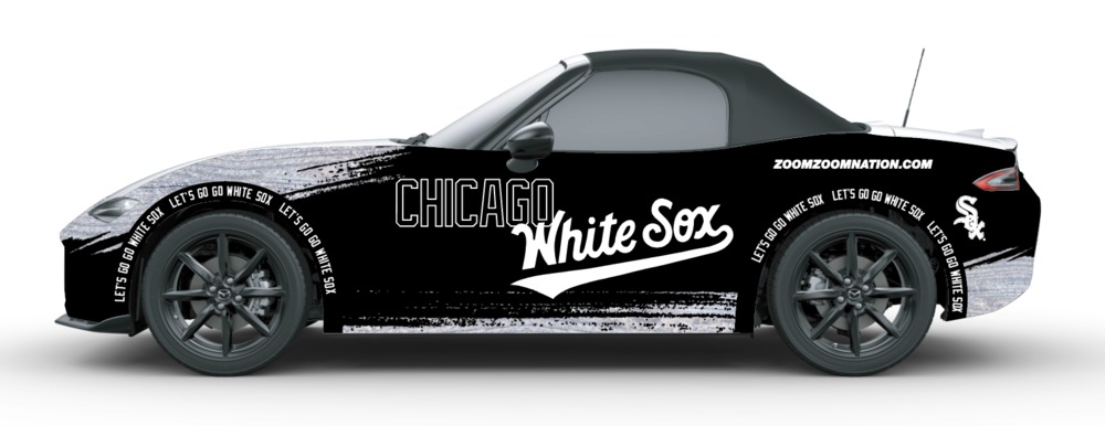 2019 Chicago White Sox Car Raffle