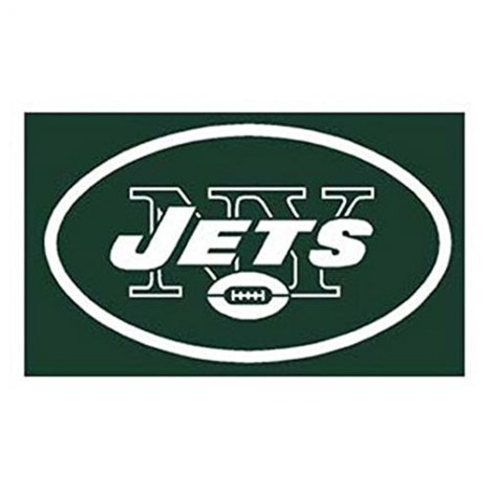 Jets Week 1  Ticket Package (2 tickets vs the Bills +  Quinnen Williams Signed Authentic Football with 2019 NFL Draft Logo) - Game Date is 9/8