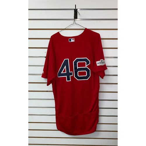 Craig Kimbrel Game Used September 29, 2017 Home Jersey