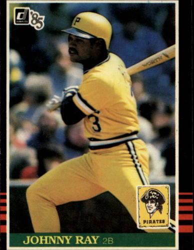 Photo of 1985 Donruss #186 Johnny Ray