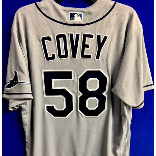 Photo of Team Issued 2020 Jersey: Dylan Covey