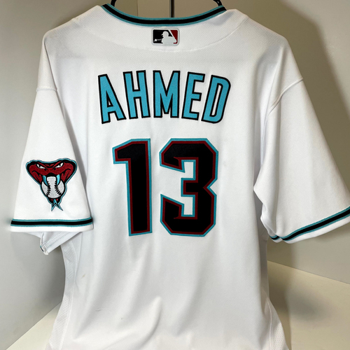 Photo of Nick Ahmed Team Issued Nike Jersey