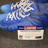 MY CAUSE MY CLEATS - GIANTS GENO SMITH SIGNED AND GAME WORN CUSTOM CLEATS (DECEMBER 3, 2017)