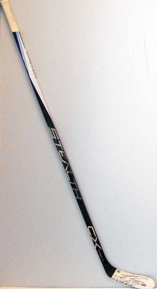 #12 Josh Bailey Game Used Stick - Autographed - New York Islanders