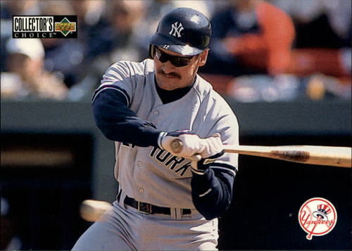 Photo of 1996 Collector's Choice #420 Wade Boggs TC