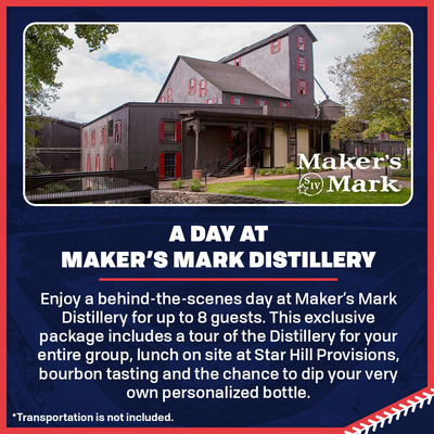 Behind the Scenes Tour of Maker's Mark Distillery