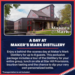 Photo of Behind the Scenes Tour of Maker's Mark Distillery