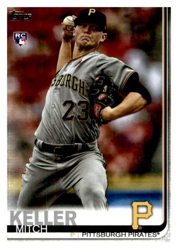 Photo of 2019 Topps Update #US218 Mitch Keller RC