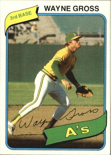 Photo of 1980 Topps #363 Wayne Gross