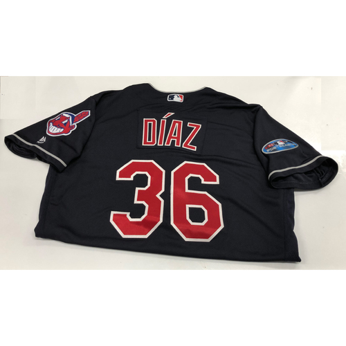 Photo of Yandy Diaz 2018 Post Season Alt. Road Jersey