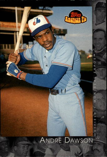 Photo of 2001 Topps American Pie #3 Andre Dawson