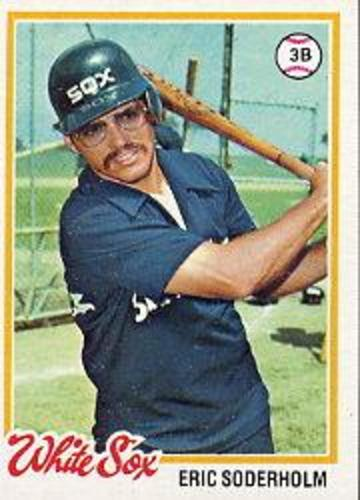 Photo of 1978 Topps #602 Eric Soderholm