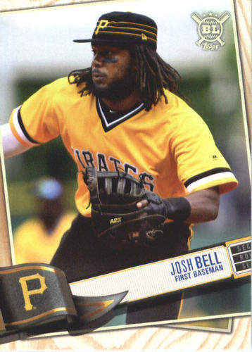 Photo of 2019 Topps Big League #5 Josh Bell