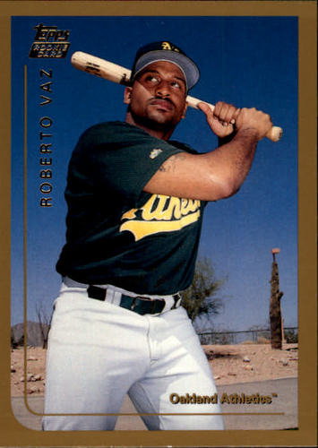 Photo of 1999 Topps Traded #T9 Roberto Vaz RC