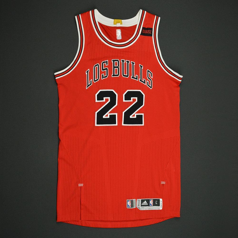 Cameron Payne - Chicago Bulls - Game-Worn