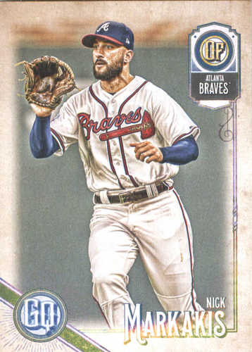 Photo of 2018 Topps Gypsy Queen #94 Nick Markakis