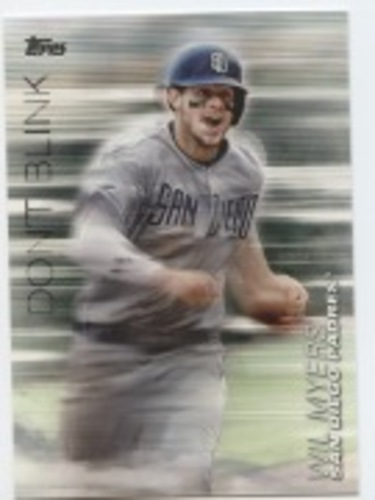 Photo of 2018 Topps Update Don't Blink #DB18 Wil Myers