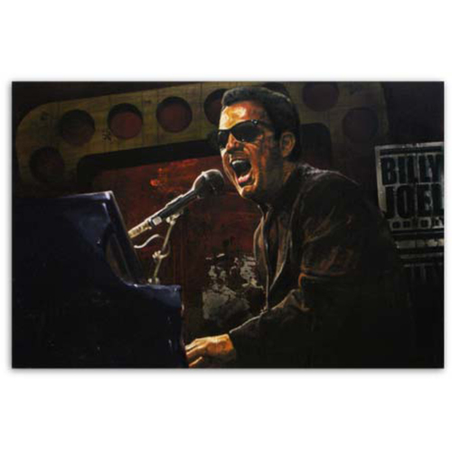 Photo of Billy Joel Celebrity Icon Collection