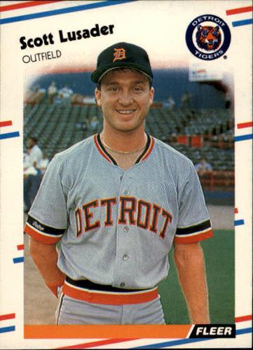 Photo of 1988 Fleer #62 Scott Lusader
