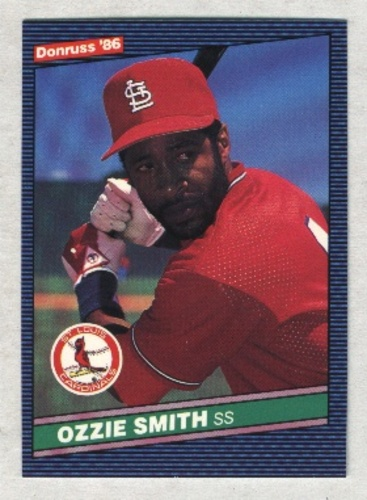 Photo of 1986 Donruss #59 Ozzie Smith