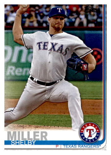 Photo of 2019 Topps Update #US221 Shelby Miller
