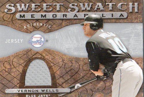 Photo of 2009 Sweet Spot Swatches #VW Vernon Wells