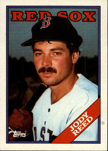 Photo of 1988 Topps #152 Jody Reed RC